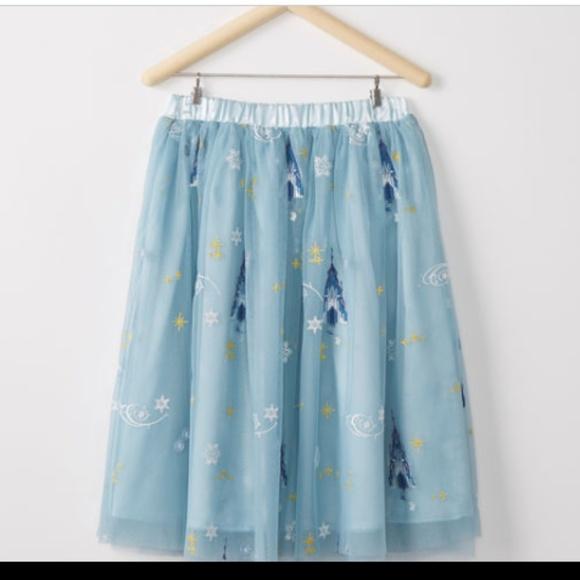 a4ccca15e15c8 Hanna Andersson Dresses | Disney Collection Frozen Skirt | Poshmark